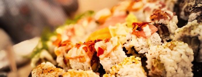 Sakura Sushi & Sake is one of Saved for Later.