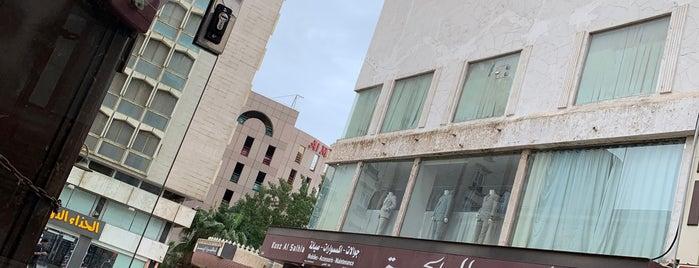 Al Balad Square is one of สถานที่ที่ Sultan ถูกใจ.