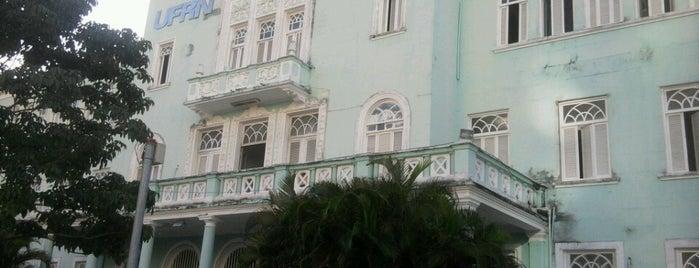 Maternidade Escola Januário Cicco is one of ATM - Onde encontrar caixas eletrônicos.