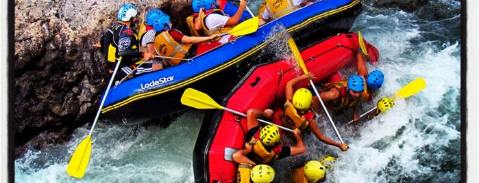 Ruba Rafting is one of Lugares guardados de Deniz.