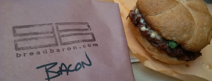 Breadbaron Sandwiches is one of Wonderful Waterloo.