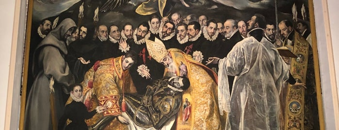 El Entierro Del Señor De Orgaz is one of ESPAÑA 🇪🇸.