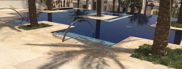 Ancient Sands Golf Resort & Residences El Gouna is one of El Gouna.