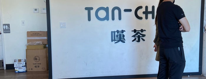 Tan-Cha is one of South Bay to eat's (best of).