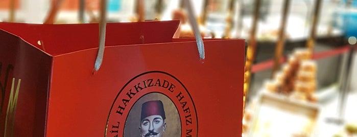 Hakkı Zade 1864 is one of Istanbul.
