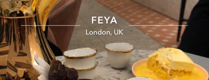 Feya is one of London.