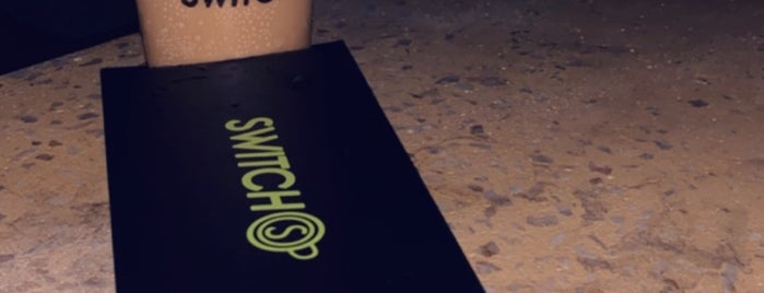 SWITCH CAFE is one of Eastern province, KSA.