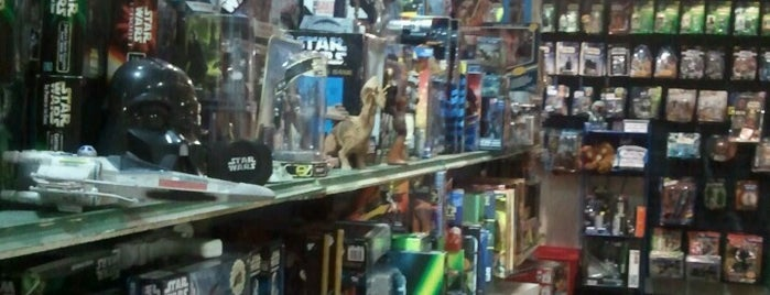 Crowemag Toys is one of Raleigh, NC.