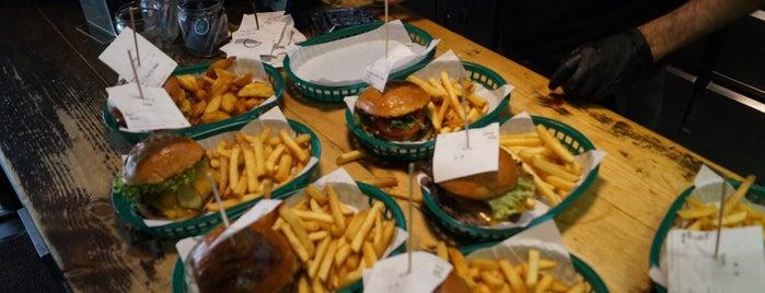 Wilhelms-Burger is one of Berlins Best Burger.