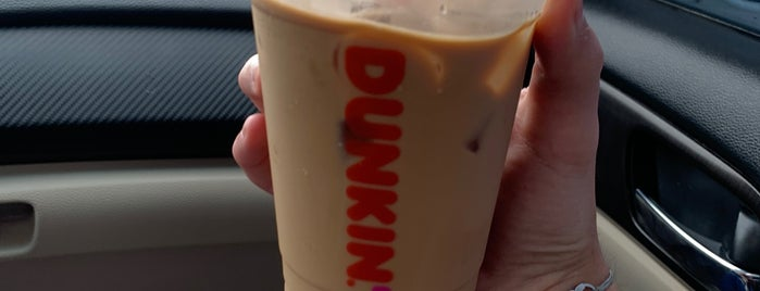 Dunkin Donuts is one of Lugares favoritos de Baha.