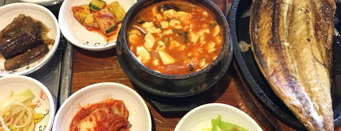 Lucky Palace Korean Restaurant is one of Places I want to try out II (eateries).