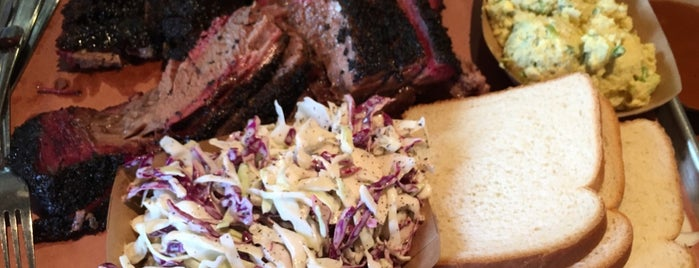 Pinkerton's Barbecue is one of Bill Carson Connect 2019 Restaurant list.