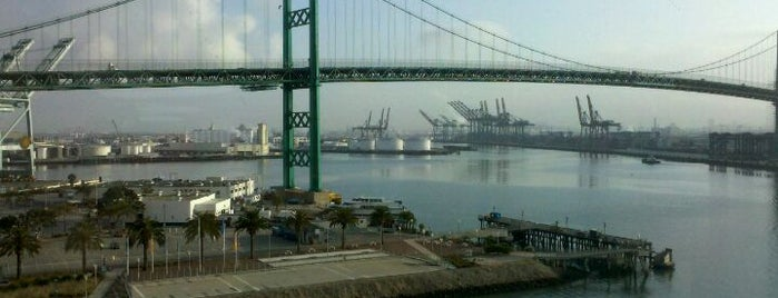 Port of Los Angeles is one of California Bucket List.