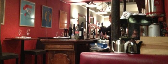 Le Miroir is one of Paris.