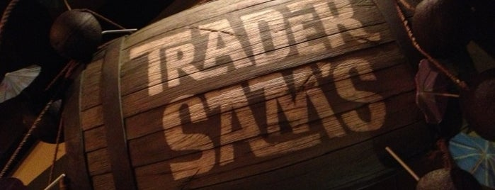 Trader Sam's Enchanted Tiki Bar is one of Places to drink in SoCal.