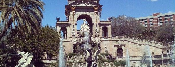 Parc de la Ciutadella is one of Barcelona in a weekend.