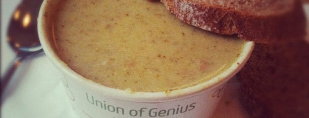 Union of Genius is one of Gluten-free and delicious..