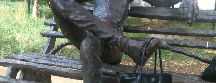 Памятник крокодилу is one of Posti che sono piaciuti a AE.