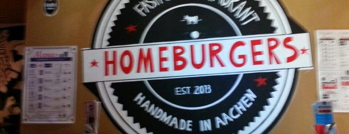 Homeburgers is one of Akşam Yemeği.