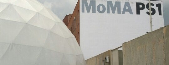 MoMA PS1 Contemporary Art Center is one of Museum.