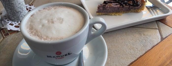 Cafe Emporio Estacion is one of Lieux qui ont plu à Camila.