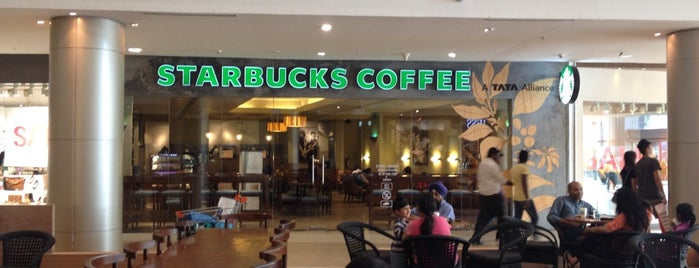 Starbucks is one of Lieux sauvegardés par Deepak.