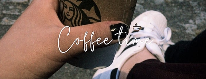 Starbucks is one of Lugares favoritos de H.