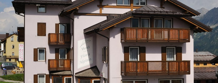 Hotel Flora Alpina is one of Action: Consulenza Marketing per l'Hotellerie.