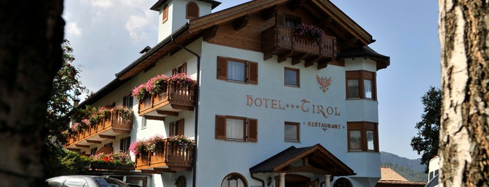Hotel Tirol natural idyll is one of Action: Consulenza Marketing per l'Hotellerie.