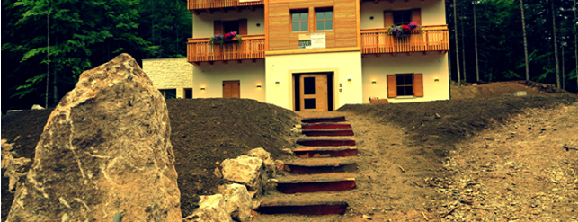 Mountain Lake Chalet Tovel is one of Action: Consulenza Marketing per l'Hotellerie.