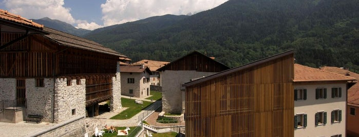 Terme Di Caderzone is one of Action: Consulenza Marketing per l'Hotellerie.