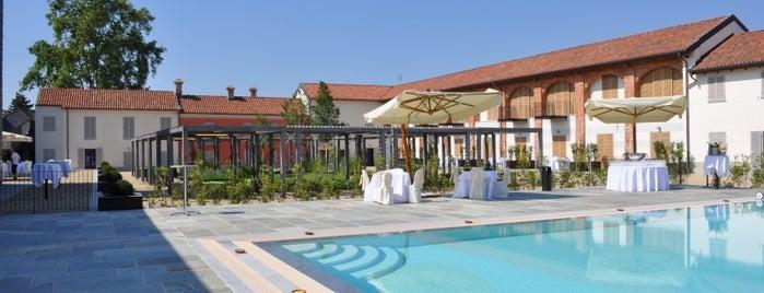 Relais Rocca Civalieri is one of Action: Consulenza Marketing per l'Hotellerie.