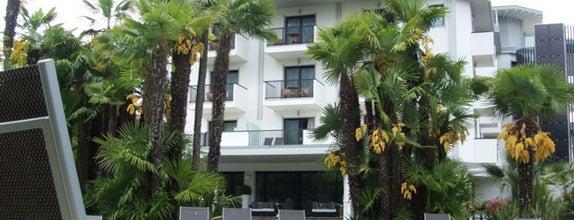 Parc Hotel Flora Riva del Garda is one of Action: Consulenza Marketing per l'Hotellerie.