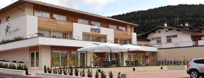 Hotel garni' Casa Vigolana (Natural Garni') is one of Action: Consulenza Marketing per l'Hotellerie.