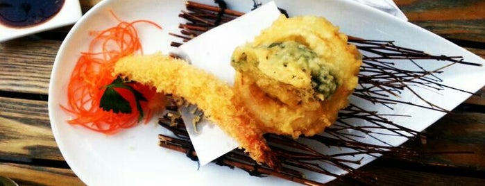 Ten Japanese Cuisine is one of 4.