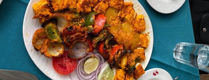 Swagath Restaurant & Bar is one of Gurgaon.
