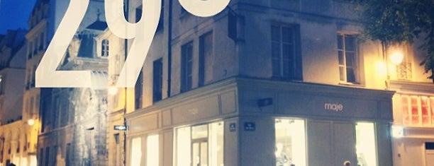 Rue Vieille du Temple is one of Tempat yang Disimpan Melis.