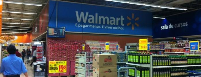 Walmart is one of Tempat yang Disukai Luls.