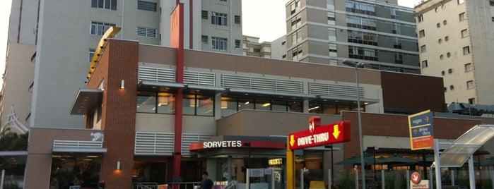 McDonald's is one of Fast Food & Restaurants SP.
