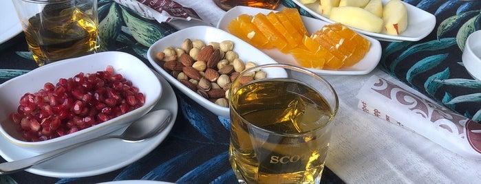 İhtiyar Balıkçı Et&Mangal is one of Lieux sauvegardés par Özgür.