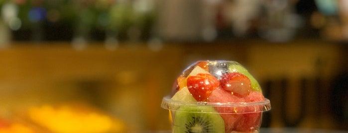 Juice Time is one of Tempat yang Disimpan Queen.