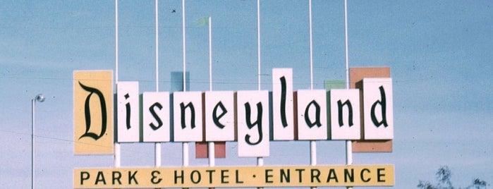 Disneyland Resort is one of Los Angles 🇺🇸.