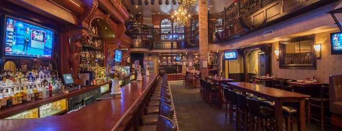 Bourbon Street Bar & Grille is one of NYC's Top 10 Sports Bars.