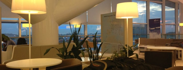 International Business Lounge is one of Alex 님이 좋아한 장소.