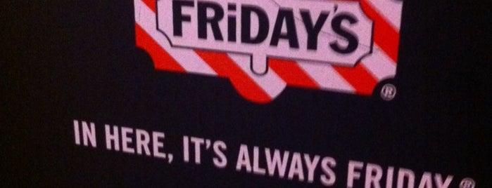 TGI Fridays is one of Posti che sono piaciuti a Alberto J S.