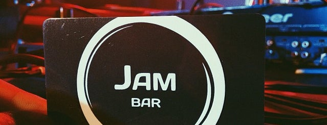 Jam Bar is one of wcup 18.