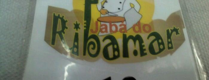 Jabá do Ribamar is one of Restaurantes para conhecer.