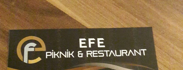 Efe Piknik is one of ®MK®さんのお気に入りスポット.