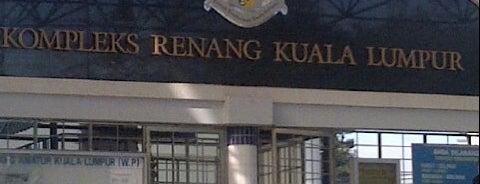 Kompleks Renang Kuala Lumpur is one of Go Outdoor, MY #6.