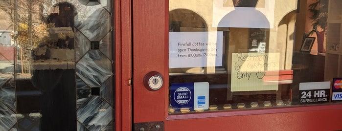 Firefall Coffee Roasting Company is one of Yosemite.